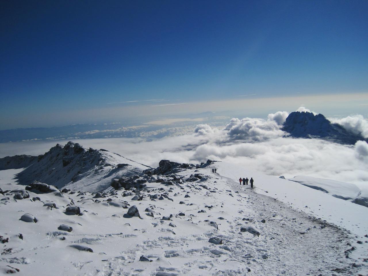 Doi români din Austria au cucerit vârful Kilimanjaro
