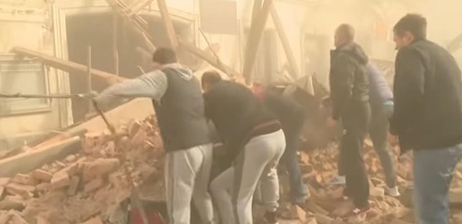 Un cutremur cu magnitudinea de 6,4 grade a avut loc în centrul Croaţiei