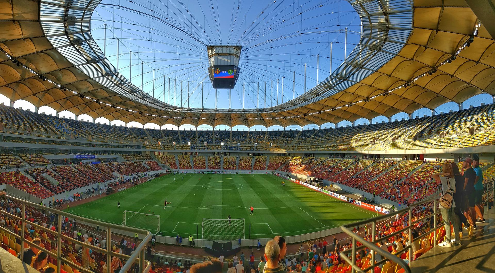 România-Macedonia de Nord se va juca pe Național Arena