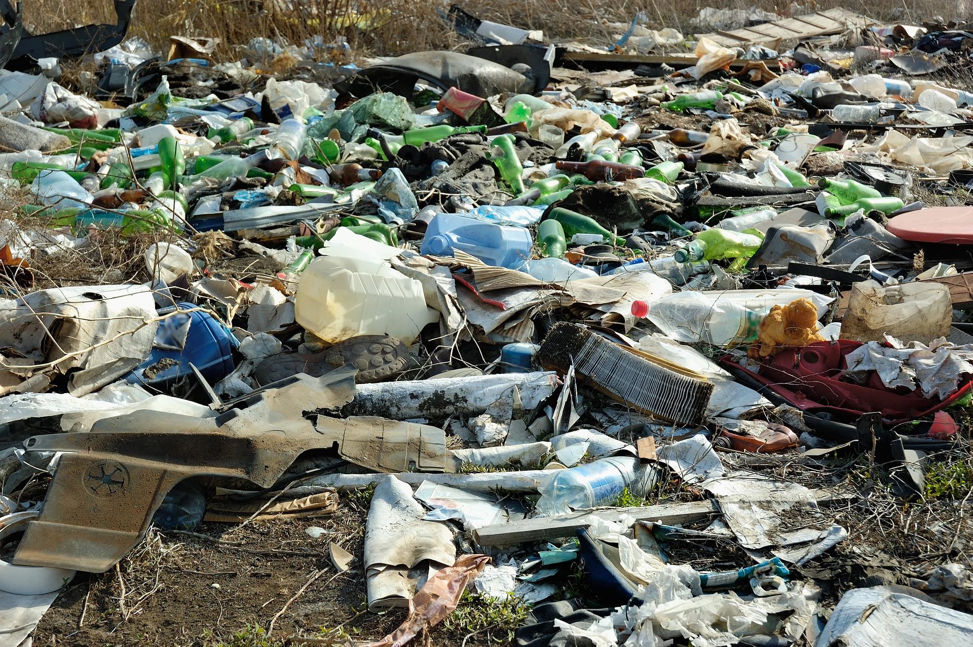 Deșeurile menajere nu au mai fost ridicate de câteva zile în Alba Iulia