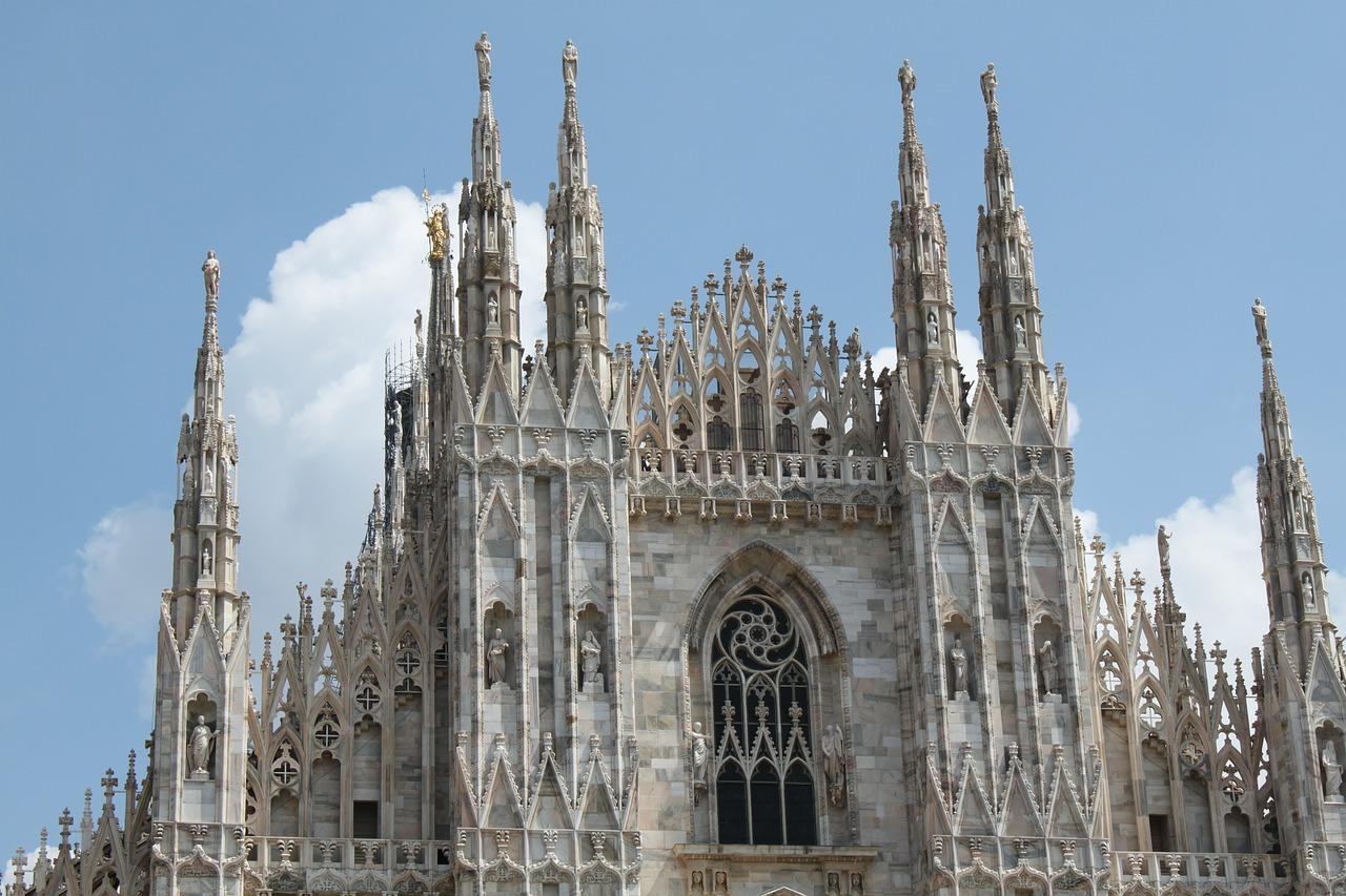 Domul din Milano, redeschis turiştilor