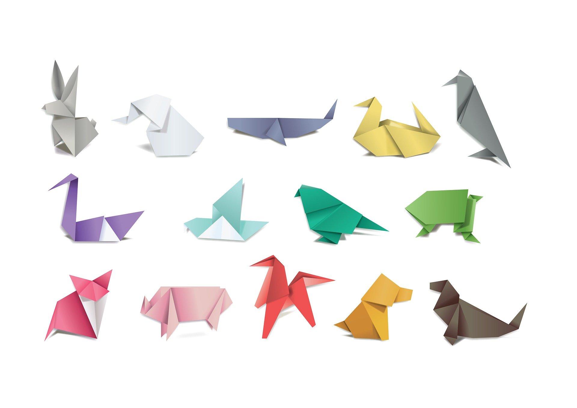 Expoziţie de Origami, în Săptămâna Mare, la Reşiţa