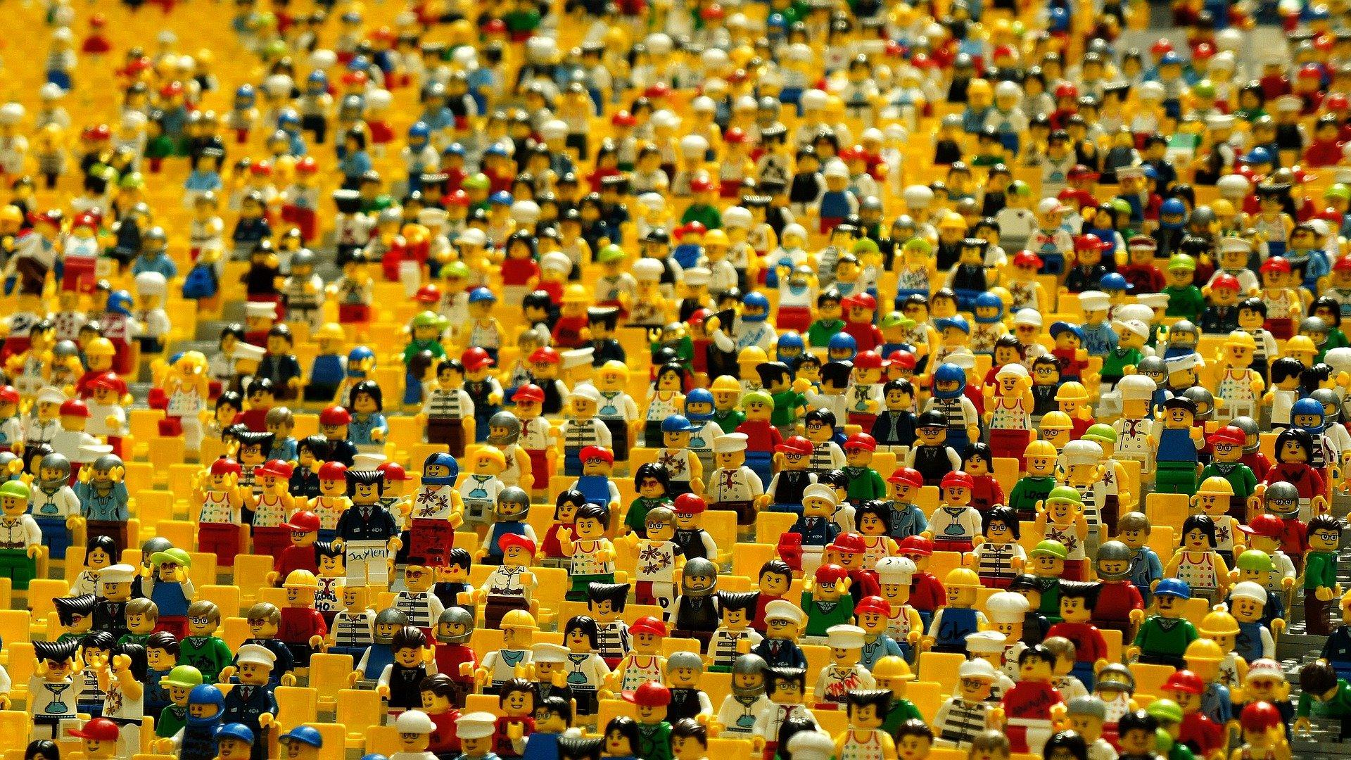 Expoziție inedintă de construcții LEGO la Cluj